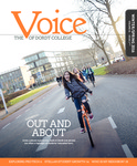 The Voice, Winter/Spring 2016: Volume 61, Issue 2 by Dordt College