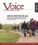 The Voice, Fall 2016: Volume 62, Issue 1 by Dordt College
